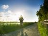 Hardlopen in de polder
